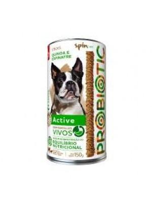 BISCOITO FUNCIONAL ACTIVE - SPIN PET