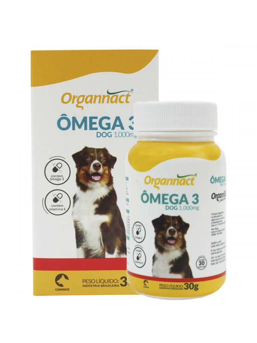 SUPLEMENTO OMEGA 3 -30G - ORGANNACT