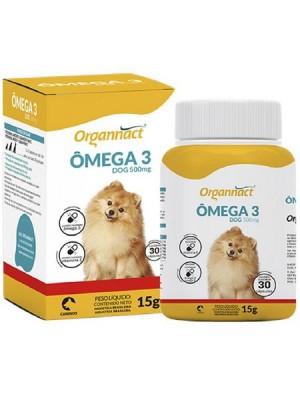 SUPLEMENTO OMEGA 3 -15G - ORGANNACT